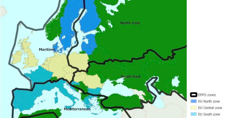 mappa zone BAD